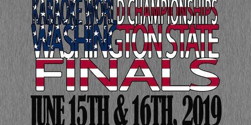 KWC USA 2019 WASHINGTON STATE FINALS
