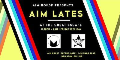 AIM Lates: Killing Moon x Sunday Best