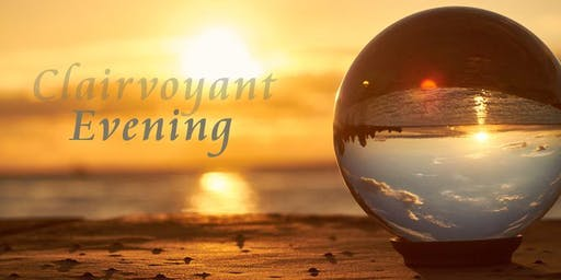 Evening Of Clairvoyance With Shirley Ford