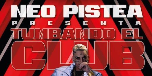 NEO PISTEA - TUMBANDO EL CLUB - EL BOLSON