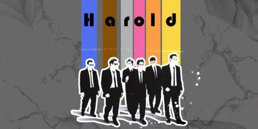 Harold Night (feat. Geraldo): Long-form Improv Comedy