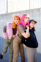 Potty Mouth, Colleen Green, Justus Proffit