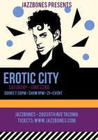 EROTIC CITY - TRIBUTE TO PRINCE