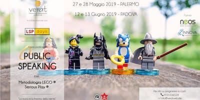 Corso di Public speaking con LEGO ® Serious Play ® - Palermo