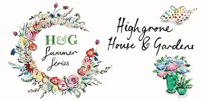 H&G Summer Series: Farrow & Ball and Kitten Grayson at Highgrove