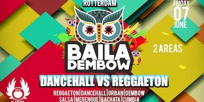 Baila+Dembow%3A+Dancehall+vs.+Reggeaton