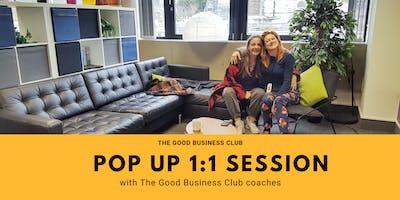Pop Up 1:1 Session @ NatWest