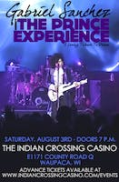 Tribute to Prince: Gabriel Sanchez Presents The Prince Experience