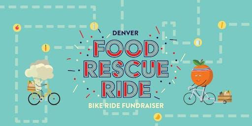 Food Rescue Ride 2019