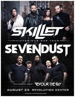 Skillet & Sevendust: Victorious War Tour