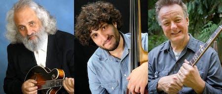 The Dawg Trio - with David Grisman, Sam Grisman, & Danny Barnes (8/31/19)