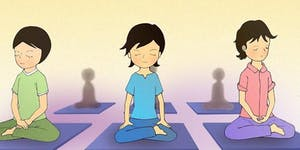 Children & Teenagers Meditation Course (Age 8 - 18...
