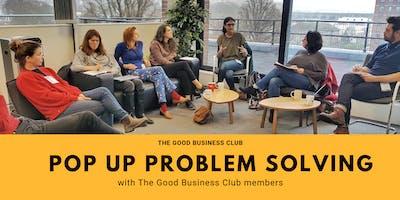Pop-up Group Problem Solving Session @ SINC