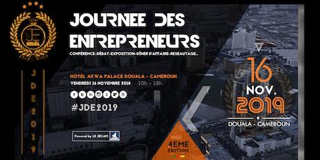 JOURNEE DES ENTREPRENEURS |JDE2019 tickets