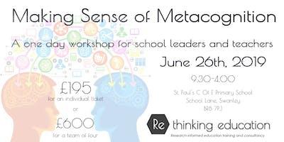 Making Sense of Metacognition