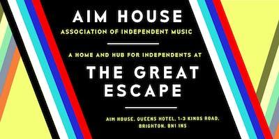 AIM House @ TGE: Legal Networking Breakfast
