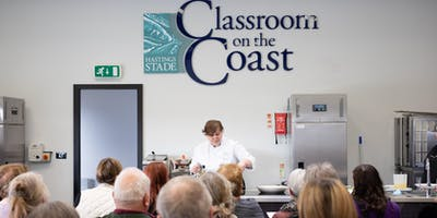 Hastings Fish workshop: Cuttlefish with chef Clare Phillips