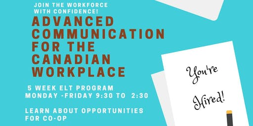 Communication for the Canadian Workplace