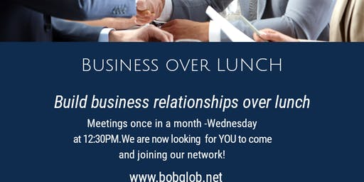 Businesses over Lunch