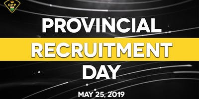 Simcoe - Provincial Recruitment Day (PM Session)