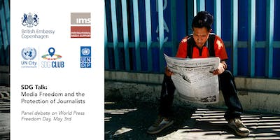 SDG Talk: Media Freedom and the Protection of Journalists