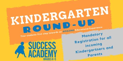 Kindergarten Round-Up 2019-20 School Year