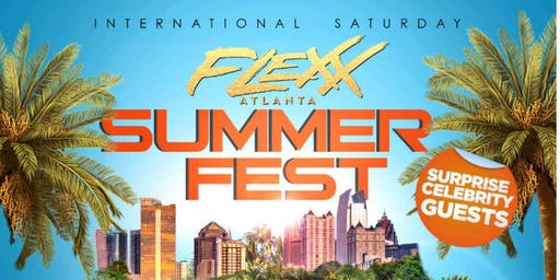 2019 FLEXX ATLANTA SUMMERFEST