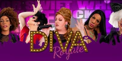 Diva Royale - Drag Queen Show San Francisco