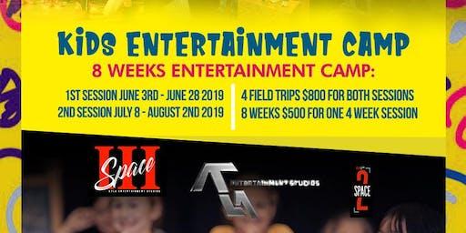 "ATLA ENTERTAINMENT CAMP "" A Reel Summer Experience"""