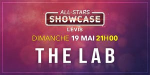 Showcase All-Stars Hit The Floor Lévis 2019