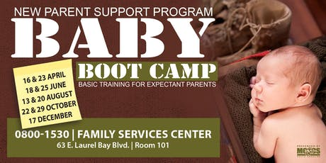 Baby Boot Camp 2019 tickets
