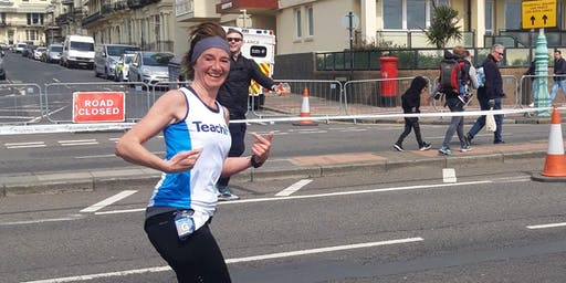 Brighton Marathon 2020 - Teach First Charity Entry