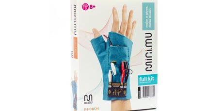 Sew and Code a Musical Glove (For 12 to 15 year olds) at Bright Box tickets