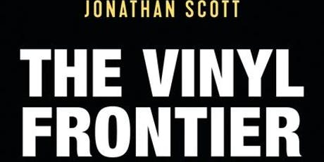 Jonathan Scott - The Vinyl Frontier tickets