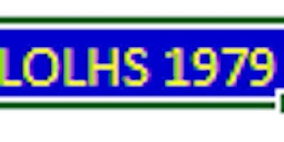 LOLHS Class of 1979 40th Reunion