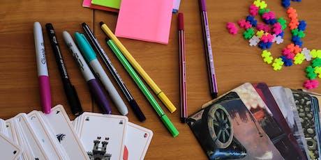FORMATION : 5 jeux faciles à mettre en place pour brainstormer billets