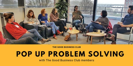 Pop Up Group Problem Solving Session @ SINC tickets