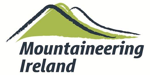 Level 1 Climbing Coach Award - Training - Septmeber 2019