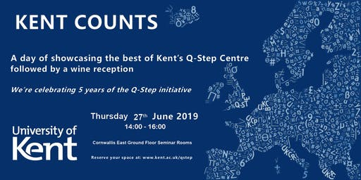 Kent's Q-Step Showcase Event