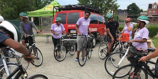 BikePGH Summer Slow Roll Series - July 11th