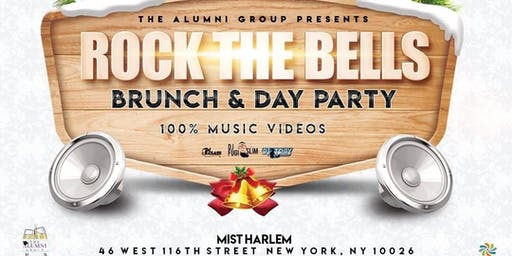Rock The Bells: Holiday Bottomless Brunch & Day Party