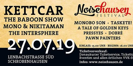 Noisehausen Festival 2019 Tickets