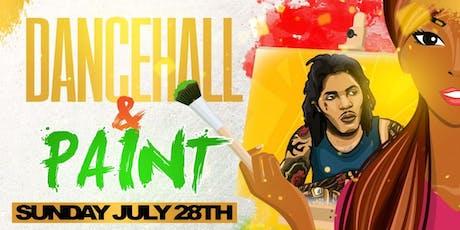 DANCEHALL & PAINT  tickets