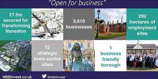 Nuneaton & Bedworth Business Expo 2019