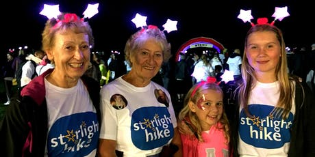 St John's Starlight Hike 2019 tickets
