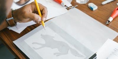 Art Masterclass: Linocut Printmaking