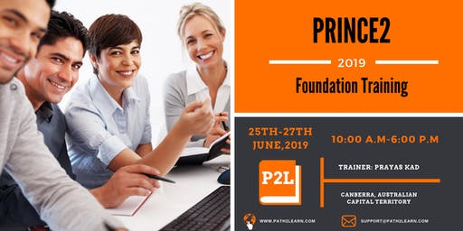 Path2Learn | Prince2 Foundation Training | Canberra | June 2019