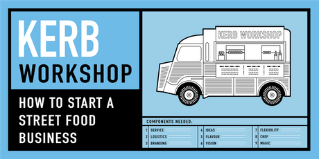 KERB Workshop - How to start a street food business - June 2019 tickets