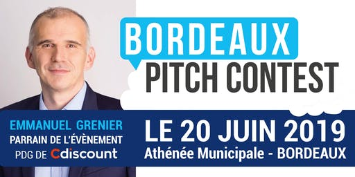 """Bordeaux Pitch Contest"""