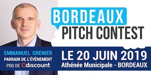 """""""Bordeaux Pitch Contest"""""""